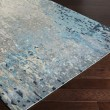Product Image of Teal, Sage, Dark Blue, Navy (SRD-2004) Abstract Area Rug