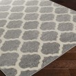 Product Image of Charcoal, Ivory Moroccan Area Rug