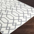 Product Image of Ivory, Gray Moroccan Area Rug