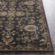 Product Image of Navy, Dark Green, Dark Brown (AWMD-1000) Traditional / Oriental Area Rug
