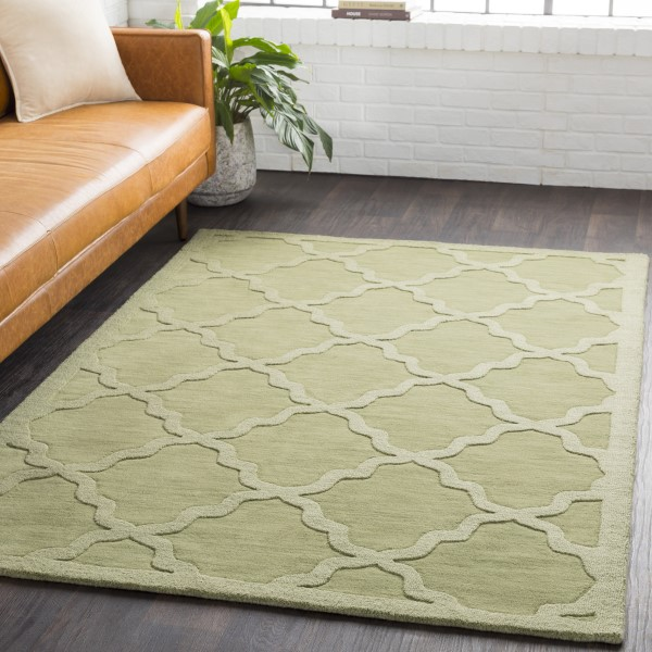 Sage (AWHP-4016) Solid Area Rug