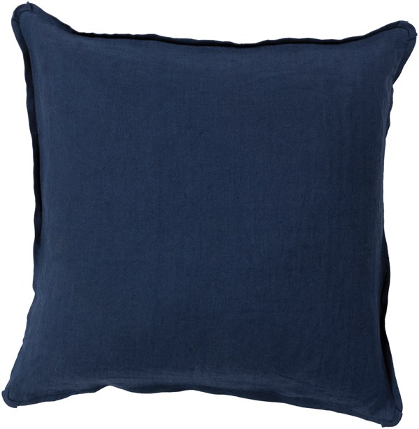 Navy (SL-012) Solid pillow