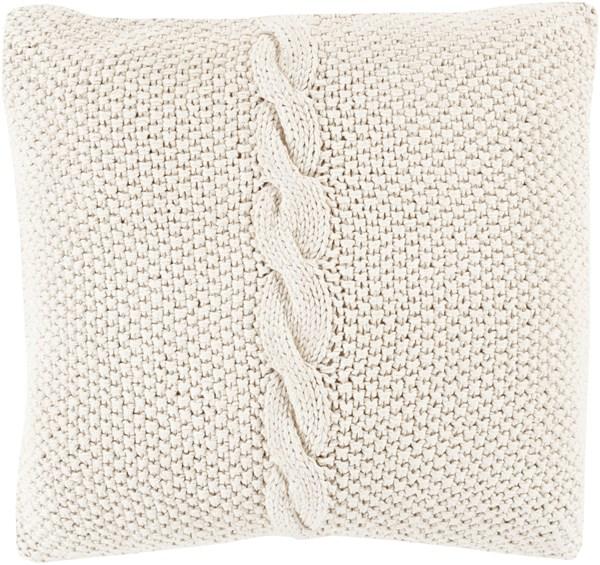 Khaki (GN-004) Textured Solid pillow