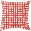Product Image of Outdoor / Indoor Burgundy, Beige (MZ-016) pillow