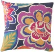 Product Image of Outdoor / Indoor Magenta, Moss, Coral, Teal (RG-007) pillow