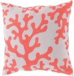 Product Image of Outdoor / Indoor Coral, Beige (RG-038) pillow