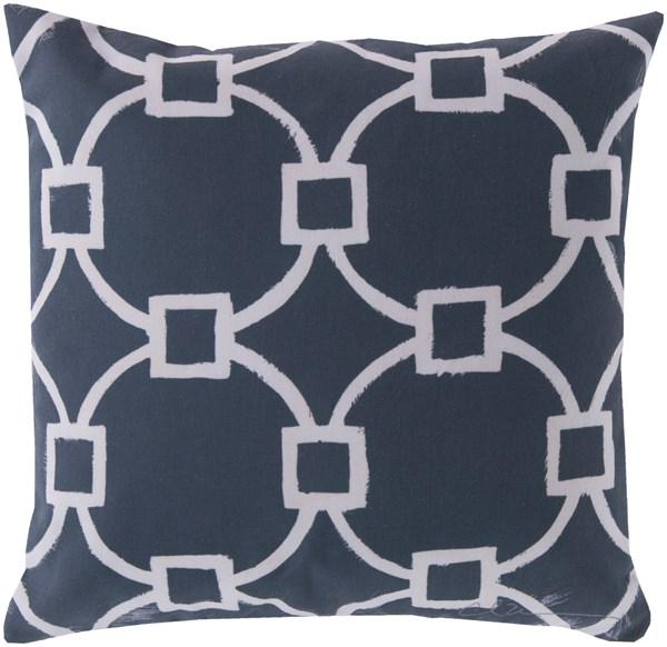 Navy, Beige (RG-045) Outdoor / Indoor pillow