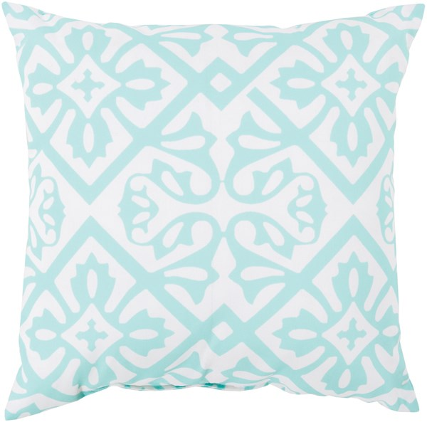 Mint, Ivory (RG-064) Outdoor / Indoor pillow