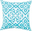 Product Image of Outdoor / Indoor Cobalt, Ivory (RG-066) pillow