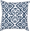 Product Image of Outdoor / Indoor Cobalt, Ivory (RG-067) pillow