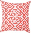 Product Image of Outdoor / Indoor Coral, Ivory (RG-068) pillow