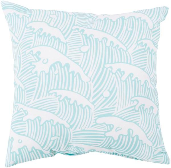 Mint, Ivory (RG-100) Outdoor / Indoor pillow