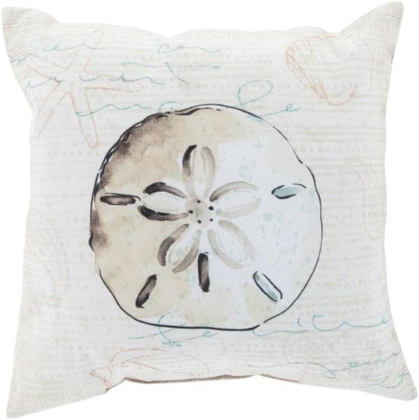 Moss, Beige, Ivory, Peach (RG-130) Outdoor / Indoor pillow