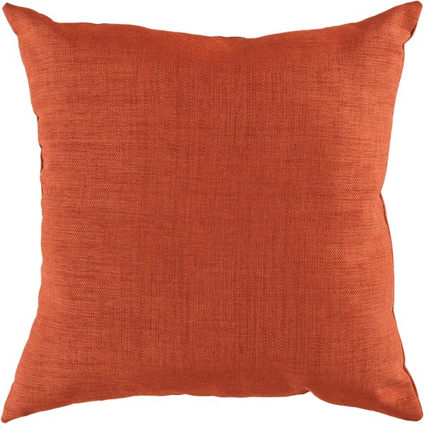 Burt Orange (ZZ-431) Outdoor / Indoor pillow
