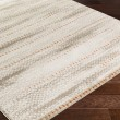 Product Image of Light Gray, Dark Brown, Burnt Orange Transitional Area Rug
