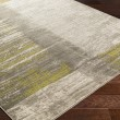 Product Image of Light Gray, Olive, Dark Brown Contemporary / Modern Area Rug