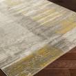 Product Image of Light Gray, Dark Brown, Mustard Contemporary / Modern Area Rug