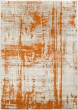 Product Image of Burnt Orange, Light Gray, Dark Brown Contemporary / Modern Area Rug
