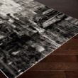 Product Image of Black, Ivory, Medium Gray, Charcoal Contemporary / Modern Area Rug