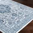 Product Image of Denim, Navy, Light Gray Traditional / Oriental Area Rug