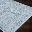 Product Image of Denim, White, Denim Vintage / Overdyed Area Rug