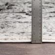 Product Image of Black, Ivory, Medium Gray Vintage / Overdyed Area Rug