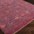 Product Image of Burgundy, Bright Red, Rose, Dark Purple Traditional / Oriental Area Rug