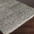 Product Image of Black, Ivory (REX-4000) Casual Area Rug