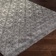 Product Image of Charcoal, Light Grey Transitional Area Rug