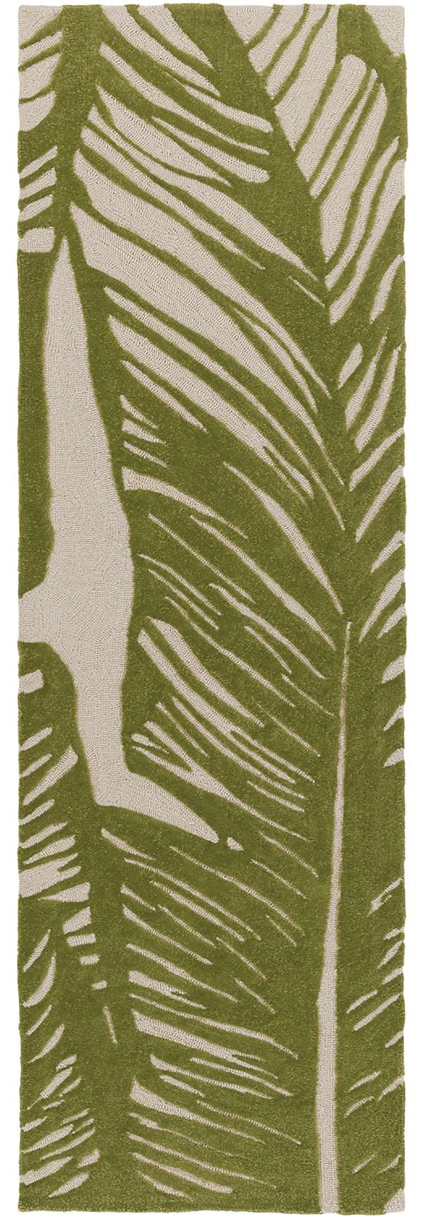 Beige, Olive Outdoor / Indoor Area Rug
