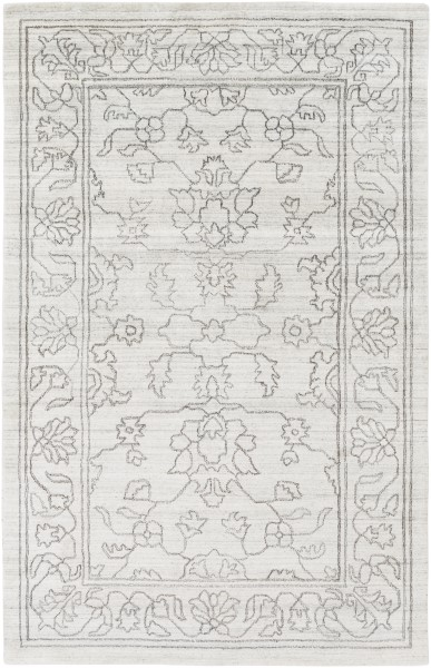 Ivory, Taupe (HTW-3000) Traditional / Oriental Area Rug