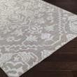 Product Image of Light Gray, Silver Gray (KNA-6000) Traditional / Oriental Area Rug
