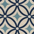 Product Image of Ivory, Navy, Slate Moroccan Area Rug