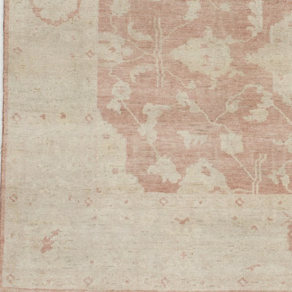 Beige, Light Gray, Taupe Traditional / Oriental Area Rug