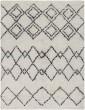 Product Image of White, Camel Shag Area Rug