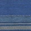 Product Image of Cobalt, Black, Navy, Sky Blue (TRZ-3003) Southwestern / Lodge Area Rug