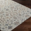 Product Image of Medium Gray, Dark Blue, Light Gray, Taupe Traditional / Oriental Area Rug
