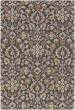 Product Image of Black, Taupe, Camel, Dark Brown Traditional / Oriental Area Rug