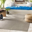 Product Image of Taupe (GUN-6000) Casual Area Rug