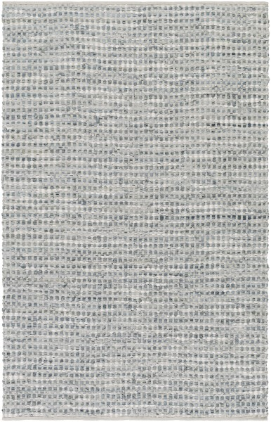Teal, Pale blue (JMI-8001) Contemporary / Modern Area Rug