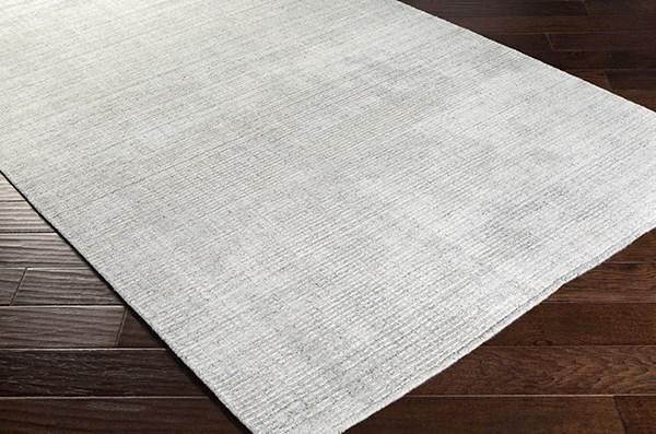 Medium Gray, Light Gray, Black, White (TPL-4000) Casual Area Rug