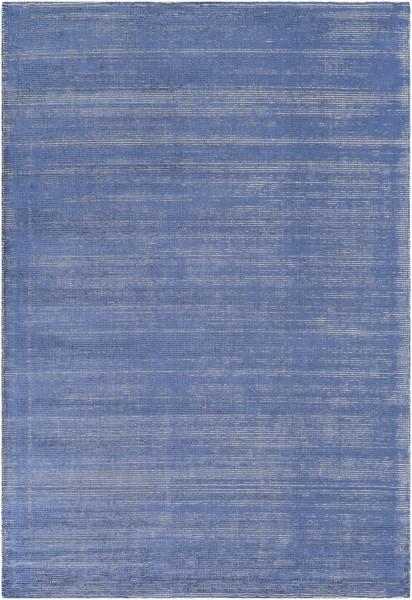 Sky Blue, Cream (PGU-4000) Casual Area Rug
