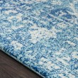 Product Image of Beige, Dark Blue, Teal Vintage / Overdyed Area Rug