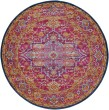 Product Image of Garnet, Dark Blue, Saffron Traditional / Oriental Area Rug