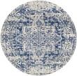 Product Image of Beige, Light Gray, Dark Blue Vintage / Overdyed Area Rug