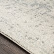 Product Image of Light Gray, Beige, Black Vintage / Overdyed Area Rug