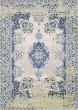 Product Image of Saffron, Aqua, Navy Vintage / Overdyed Area Rug