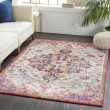 Product Image of Beige, Saffron, Light Gray Bohemian Area Rug
