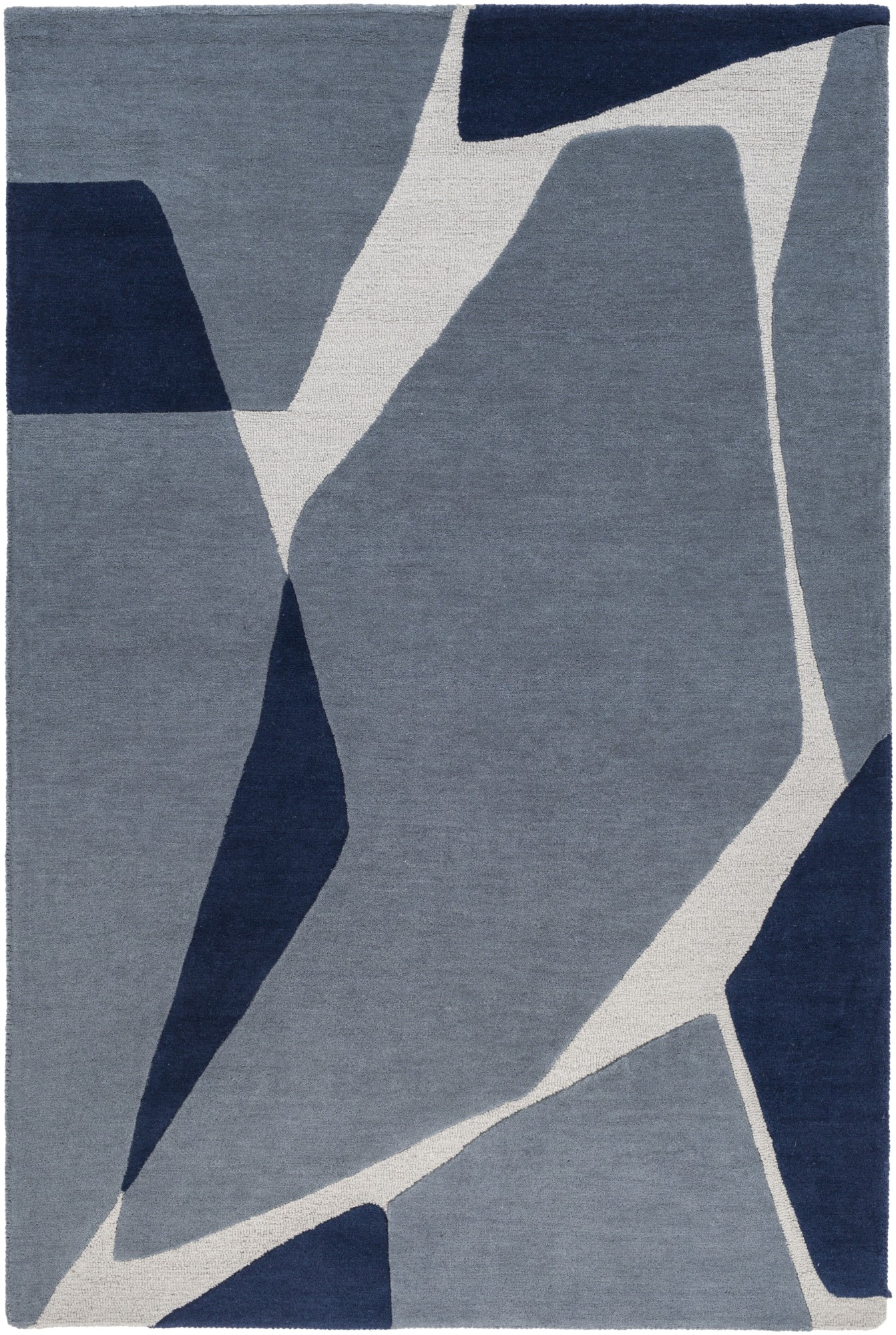 Surya Kennedy Abstract Modern Wool Area Rugs Rugs Direct