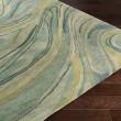 Product Image of Sea Foam, Cream, Sage, Mint, Lime, Emerald Contemporary / Modern Area Rug